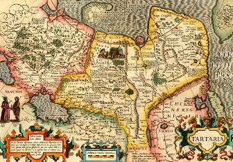 """EXCLUSIV! O mare enigmă din istoria Imperiului Rus: unde a dispărut """"Tartaria"""", un imens teritoriu din Europa şi Asia?"""