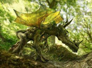 Dragonul din pădurea Horsham din Anglia... Unde-au dispărut aceste fiinţe din trecut? În alte dimensiuni?