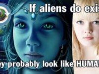 Fotografii cu posibile fiinţe extraterestre care arată exact ca oamenii şi care trăiesc printre noi