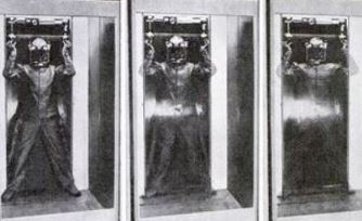 Fotografii care arată cum un om devine invizibil! Mai există o asemenea invenţie!?