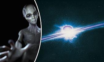Civilizaţii extraterestre avansate pot trimite raze gamma pentru a sădi viaţa în întreg Universul