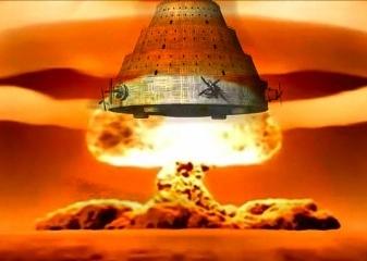 """Enigmatica """"piramidă zburătoare"""" din India, de acum câteva mii de ani, putea lansa rachete nucleare"""