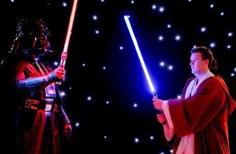 """Cercetătorii au descoperit o nouă formă de lumină, apropiindu-se astfel de săbiile cu raze laser din filmul SF """"Star Wars"""""""