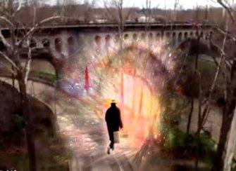 """""""Podul către o altă dimensiune"""" - descoperit într-un videoclip şocant pe YouTube"""