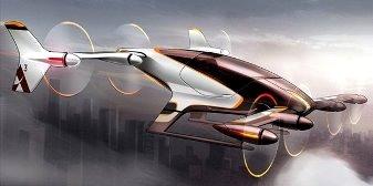 Maşina zburătoare Vahana a trecut cu succes primul test, înainte de a deveni operaţională