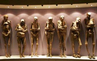 Muzeul mumiilor de la Guanajuato (Mexic), cea mai înfiorătoare destinaţie turistică din lume