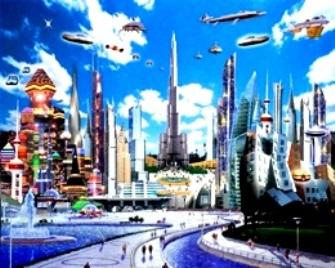 Cele mai fascinante 9 proiecte de oraşe iluzorii
