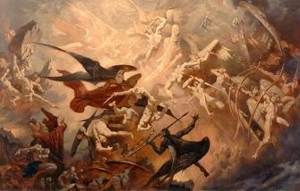 Misterul rebeliunii spiritelor malefice împotriva lui Dumnezeu: unde se află ele acum? În centrul energetic al Pământului?