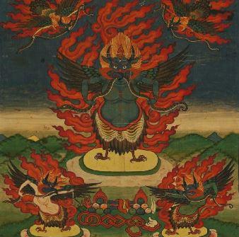 Misterioasa religie Bon din Tibet a fost fondată de o fiinţă coborâtă din cer