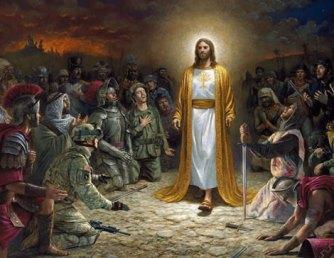 O istorie alternativă halucinantă a lui Iisus şi legătura sa cu prinţul Nannar de pe planeta Nibiru