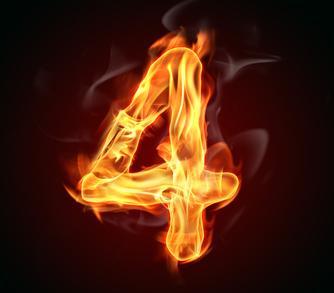 """De ce filozofii greci considerau cifra """"4"""" ca simbolul lui Dumnezeu?"""