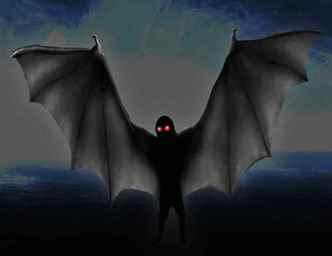 """Întâlnirea groaznică a unei fete cu un """"om-molie""""! Este o fiinţă venită din constelaţia Draco?"""