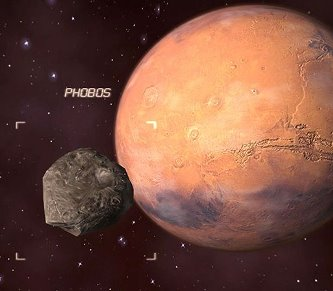 Din secretele planetei Marte: a fost ea colonizată de extratereştri şi apoi distrusă de un asteroid gigant?