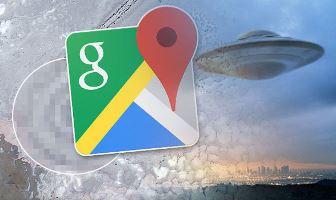Spirală ciudată observată pe Google Earth lângă Marele Lac Sărat din SUA... Acesta e un mesaj de dincolo de lumea noastră?