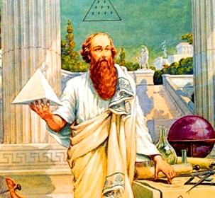 Pitagora ne dezvăluie secretele Universului