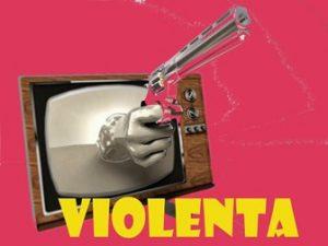 Un studiu şocant: cu cât cineva se uită mai mult la televizor în timpul copilăriei, cu atât sunt şanse mai mari să devină mai violent mai târziu!