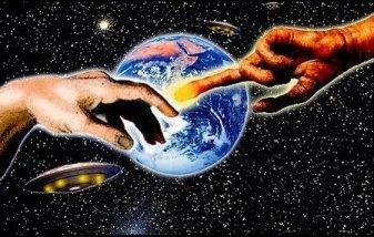 De ce nu ne contactează extratereştrii avansaţi? Ei se pot deja muta din materie în realitatea eterică...