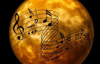 Muzica sferelor sau sunetele emise de corpurile cereşti din sistemul nostru solar