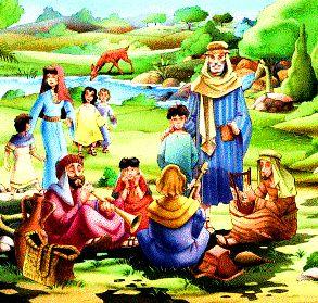 Cele mai jenante 8 povestiri din Biblie