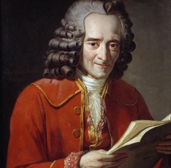 """Filozoful Voltaire şi glumele sale: """"Dacă guvernul devine rău, îl aruncăm în ocean""""!"""