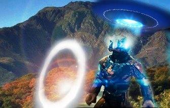 Un munte din Argentina are un portal către alte dimensiuni? Pe aici se pare că pot pătrunde fiinţe luminoase misterioase...