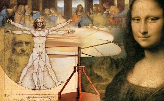 Leonardo da Vinci avea un mare secret de-i ieşeau atât de bine picturile
