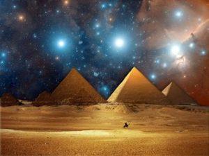 Originea civilizaţiei noastre – constelaţia Orionului – şi legătura cu marile piramide egiptene şi mayaşe