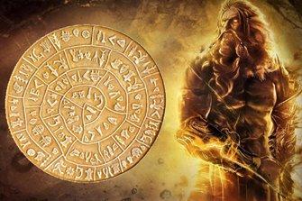 Discul Phaistos conţine un mesaj misterios, vechi de 3.700 de ani