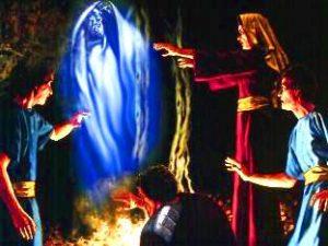 Spiritismul, marea înșelătorie a Satanei: spiritele celor morți nu sunt altceva decât demoni!
