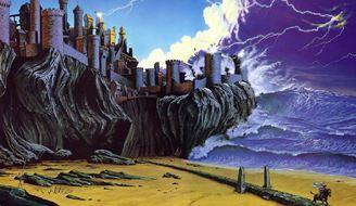 Misterul regatului Lyonesse - un tărâm antic minunat, cu oraşe superbe, dar pierdut sub valurile oceanului
