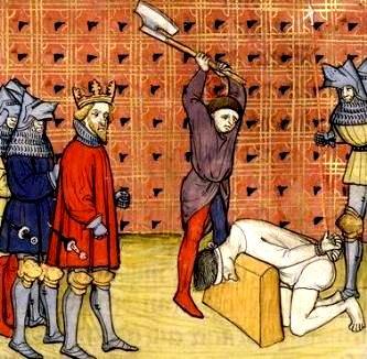 Incredibilul s-a produs: după ce-a fost decapitat, un cavaler s-a ridicat și a început să fugă...