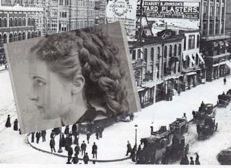 """Cum a ajuns o femeie din anul 2025 în anul 1898 în New York? Enigma """"călătoarei în timp""""..."""