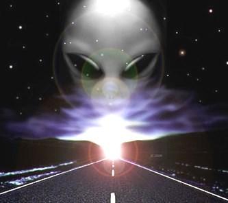 Dacă extratereştrii sunt doar demoni (duhuri din alte dimensiuni), cum pot ei să lase urme materiale pe Pământ?