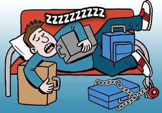 Atenţie! Dacă dormiţi în mod regulat mai mult de 8 ore pe zi, sunt şanse să muriţi mai repede...