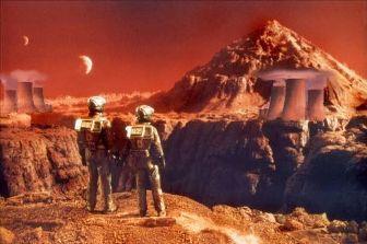 """EXCLUSIV! Concluzie şocantă a unor oameni de ştiinţă: """"Marte a fost cândva leagănul unei inteligenţe umanoide"""""""