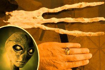 În Peru s-a descoperit o mână mumificată cu 3 degete! După analiza ADN-ului ei, am putea afla dacă aparţine unei specii necunoscute umanoide care a trăit pe Terra!