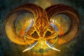 """""""Frăţia Şarpelui"""", o societate secretă care îl venerează pe Lucifer de mii de ani. Cum cei iniţiaţi ieşeau zei din """"marea piramidă""""..."""
