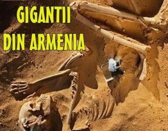 EXCLUSIV! Giganţii din Armenia: descoperiri extraordinare, ascunse publicului larg, care arată că Armenia a fost leagănul uriaşilor din Biblie