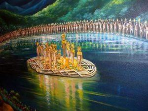 """Fabulosul tărâm """"El Dorado"""" şi enigma lacului de aur din Columbia"""