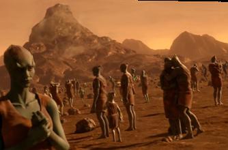"""EXCLUSIV! """"Pe Marte nu există sistem politic, guverne sau administraţie, pentru că locuitorii sunt conduşi de dragoste şi armonie""""! De ce nu s-ar implementa această utopie şi pe Pământ?"""