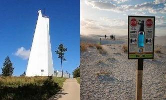Un bărbat misterios a murit în apropierea Observatorului Naţional Solar din New Mexico! Ce se întâmplă acolo?