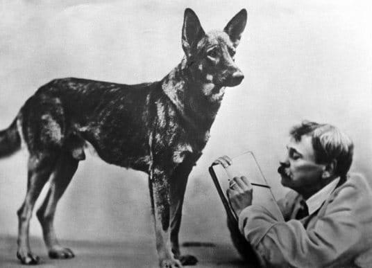 Durov şi câinele său