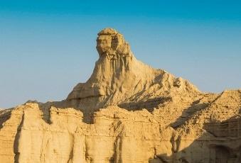 """Enigmaticul """"Sfinx din Pakistan"""" - o relicvă a unei civilizaţii antice avansate?"""