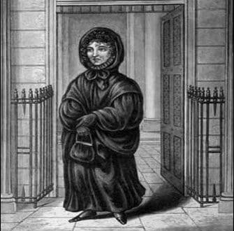 """Povestea înfricoşătoare a """"Călugăriţei negre"""" de la Banca Angliei şi întrebarea eternă """"L-aţi văzut pe fratele meu?"""""""