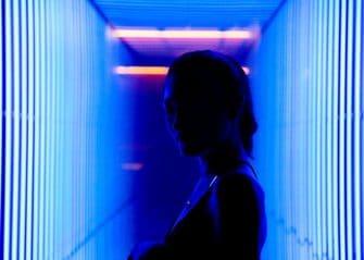 Semnificaţia energiei albastre şi legătura cu chakra gâtului