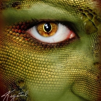 Trei poveşti fantastice despre relaţiile de iubire dintre reptilieni bărbaţi şi femei umane. Credeţi în aşa ceva!?