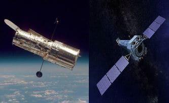 """În ultimul timp, ceva misterios are loc în spaţiul cosmic de lângă noi: observatorul spaţial Chandra şi telescopul spaţial Hubble au intrat în """"safe mode"""", iar capsula """"Soyuz"""" a eşuat..."""