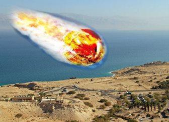 """O explozie meteoritică sau o bombă atomică """"a ras"""" aşezări umane din Orientul Mijlociu acum 3.700 de ani?"""