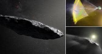 Oumuamua, misteriosul obiect cosmic din sistemul nostru solar, ar fi putut fi trimis de extratereştri într-o misiune de recunoaştere