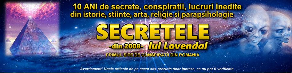 Secretele lui Lovendal – Secrete, conspiratii, lucruri inedite din istorie, stiinte, arta si parapsihologie